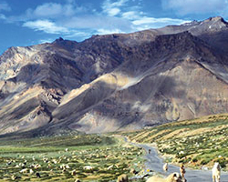 Geography of Ladakh