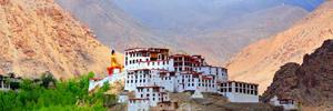 Ladakh Monastries