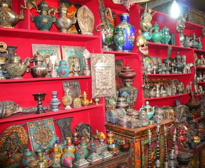 Shopping In Ladakh