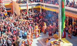 Ladakh Harvest Festival