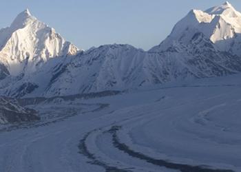 Saltoro Glacier