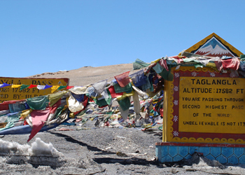 Taglang La Pass