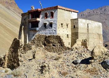 Zangla Monastery