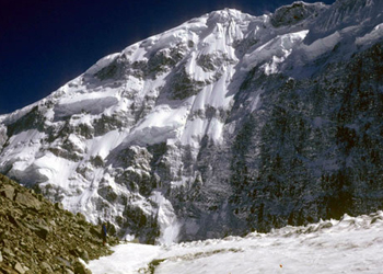 Chong Kumdan Glacier